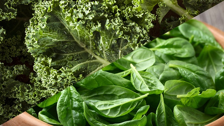 frutas y verduras poderosas