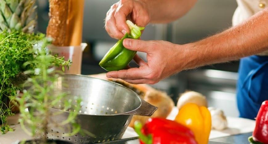 Cocinar Alimentos Saludables