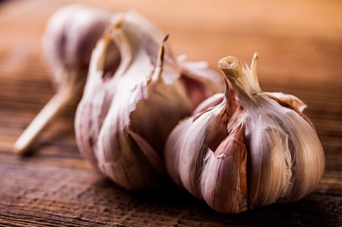 calabaza y ajo para eliminar los parásitos intestinales