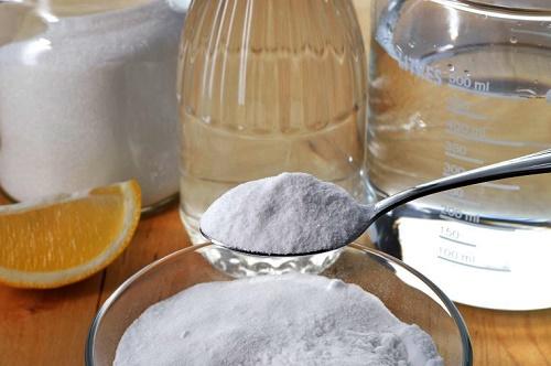 Bicarbonato de sodio para los calambres