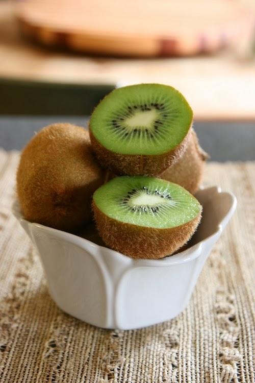 Kiwi un alimento rico en zinc