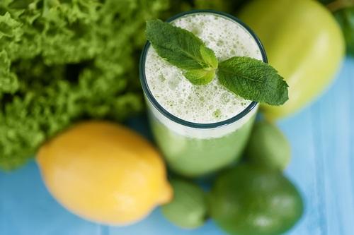 Un batido ideal en la dieta desintoxicante