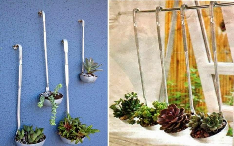 30 Ideas creativas con plantas para decorar tu hogar y jardín ...