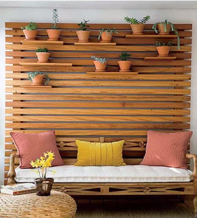 30 ideas creativas con plantas para decorar tu hogar y for Mi casa hogar y muebles