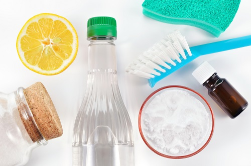 bicarbonato vinagre limpieza
