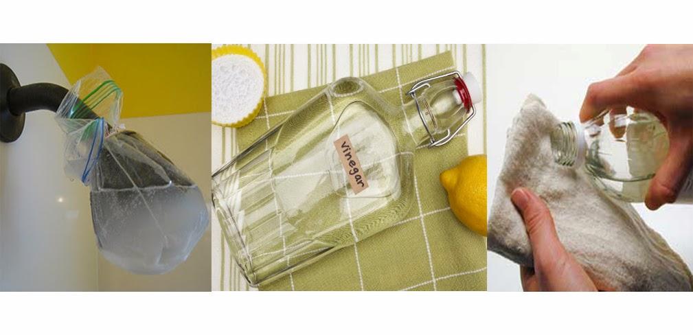 Usos del vinagre en el hogar como un producto de limpieza for El vinagre desinfecta