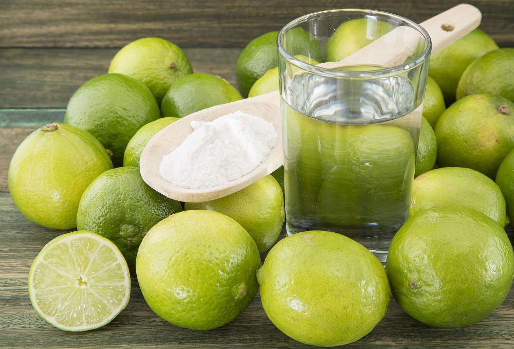 limpiadores no tóxicos limón