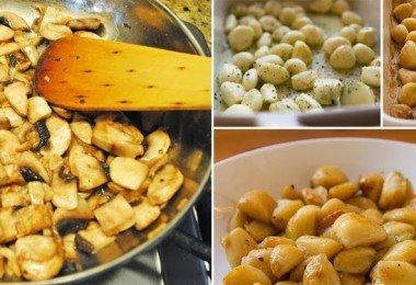 mushroom-garlic-toast-fry-mushroom-recipe-treasure