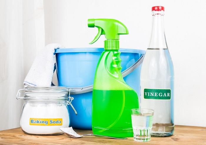 vinagre blanco limpieza