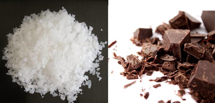 magnesio y chocolate