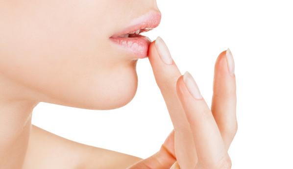 aceite de ricino labios