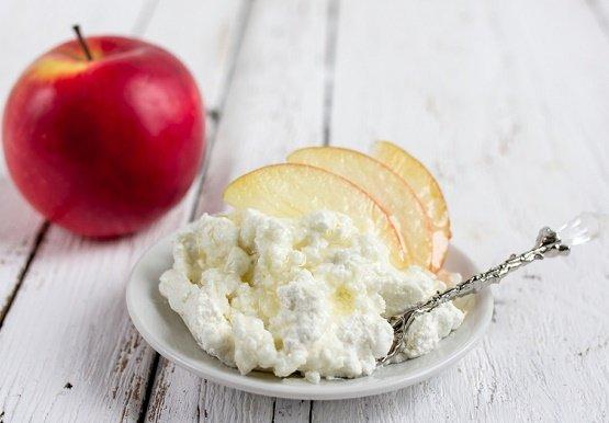 snacks para perder peso requesón canela