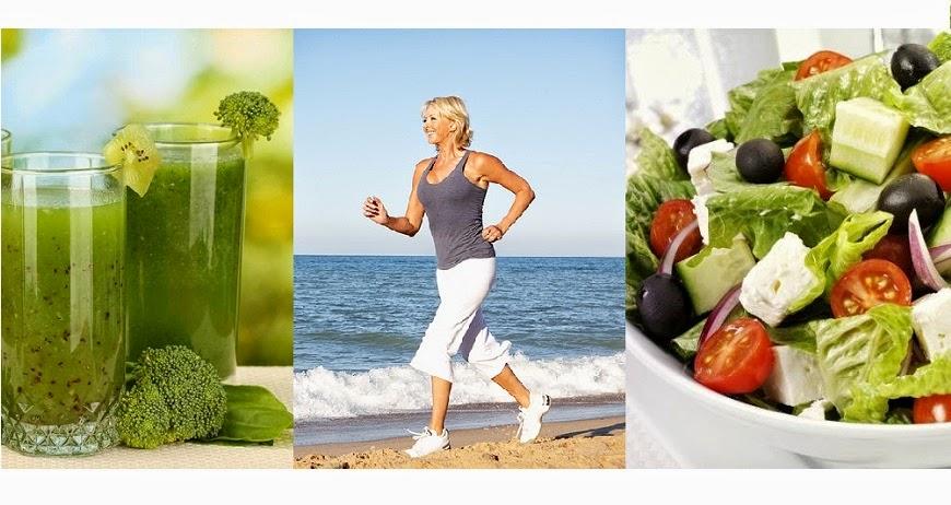 Jugos naturales y ensaladas para bajar la presión arterial sin medicamentos