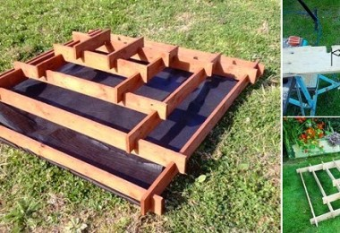 DIY-Pyramid-Planter