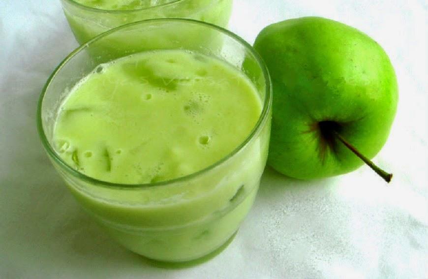 Descubre los beneficios de la manzana verde en ayunas
