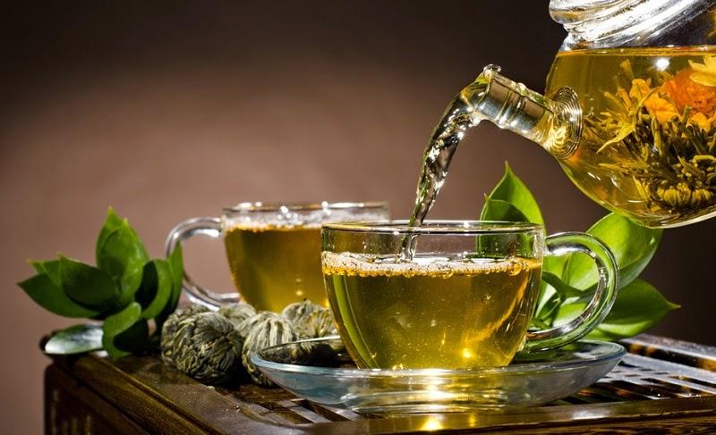 té verde para bajar de peso