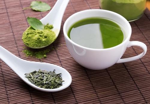 Propiedades del té verde para bajar de peso