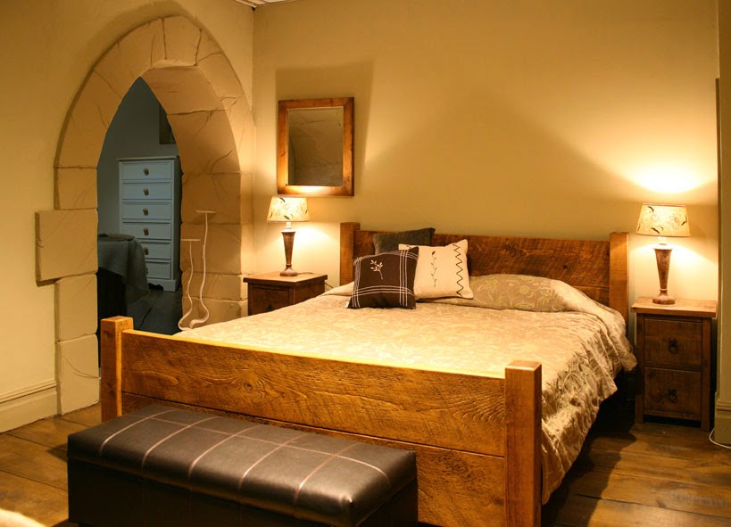 20 dise os r sticos de habitaciones para inspirarte for Disenos para decorar paredes de dormitorios