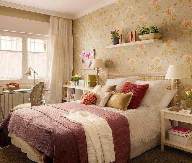20 dise os r sticos de habitaciones para inspirarte for Dormitorios rusticos modernos