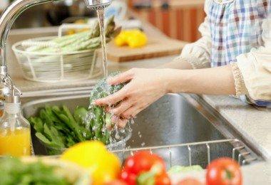 lavando-hortalizas