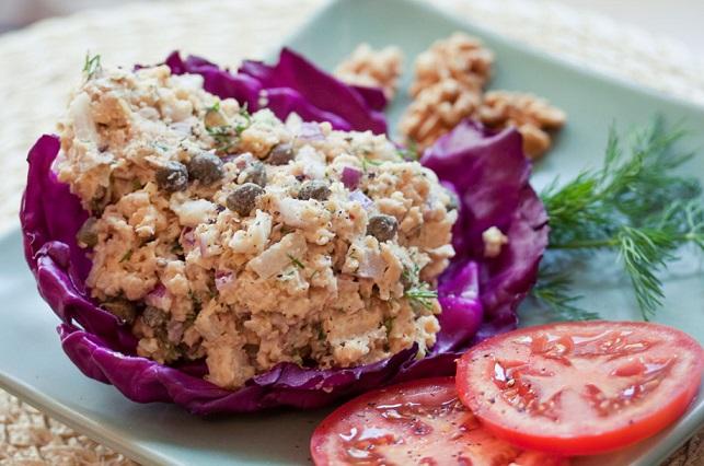 2 recetas de saludable atun vegano libre de mercurio With 2 recetas de saludable atun vegano
