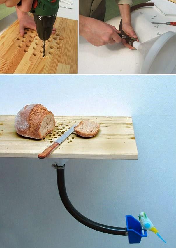 ideas para reciclar pan