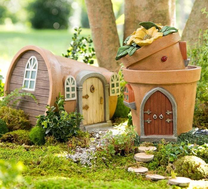 30 ideas para hacer de tus macetas algo m gico for Ideas originales para jardines
