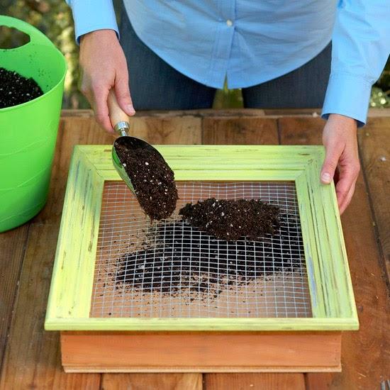 Crea tu propio cuadro vivo con plantas suculentas vida - Como hacer un jardin vertical de interior ...