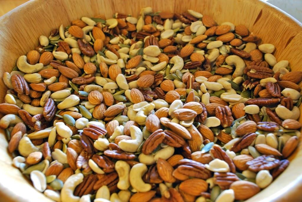 Nueces para prevenir enfermedades cardíacas