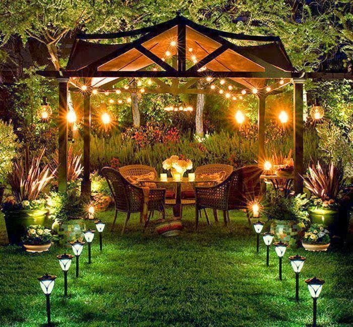 Night-View-in-Garden