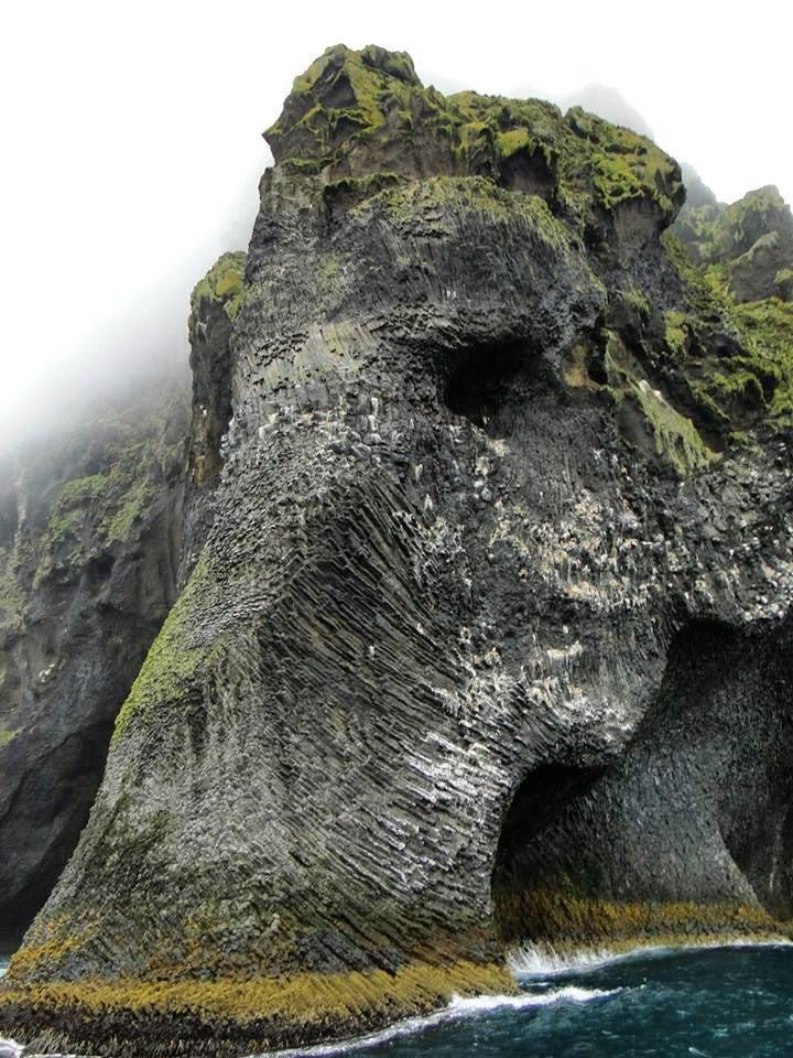 Roca con forma de elefante