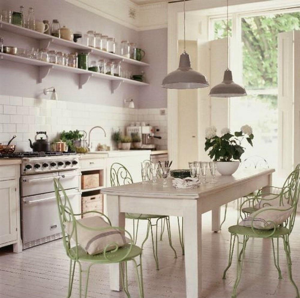 40 ideas de cocinas para todos los gustos - Ideas decorar cocina ...