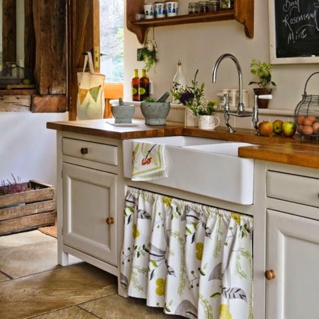 40 ideas de cocinas para todos los gustos for Cocinas sencillas y bonitas