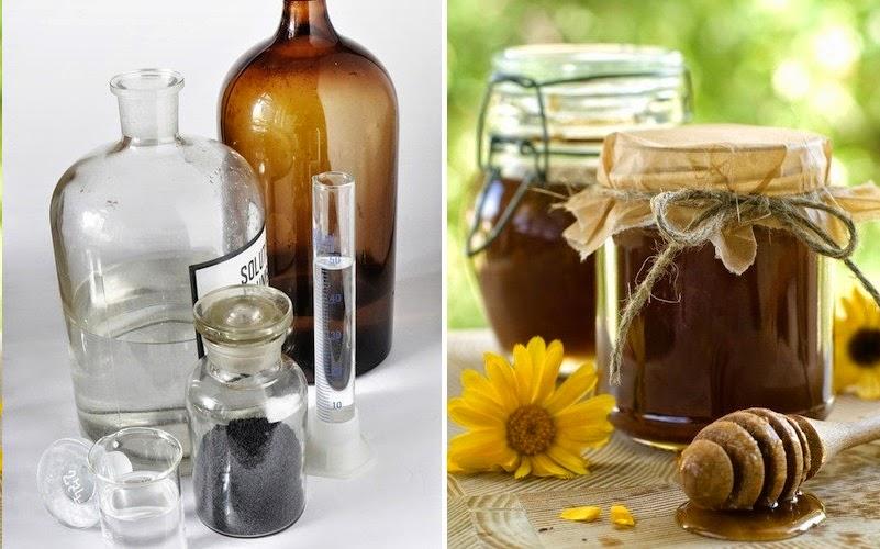 Miel de abejas como un remedio casero