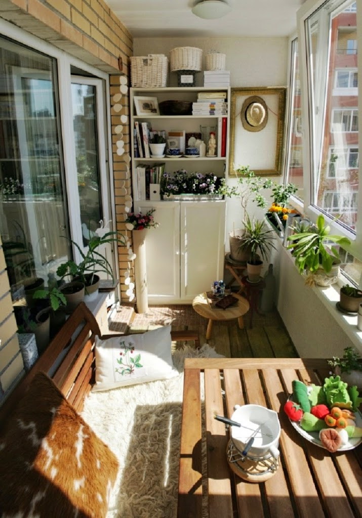 30 ideas para decorar el balc n de tu casa - Decoracion de un piso ...