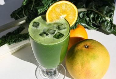 Citrus-Chard-Juice