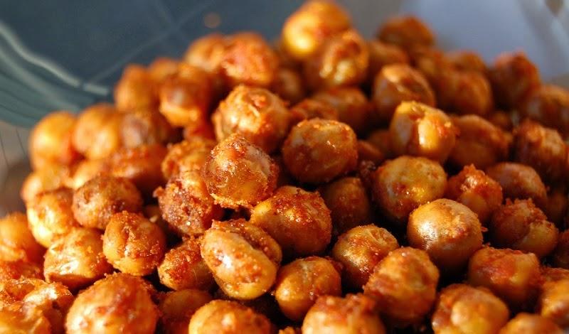 5 Aperitivos vegetarianos saludables libres de gluten, soja y lácteos.