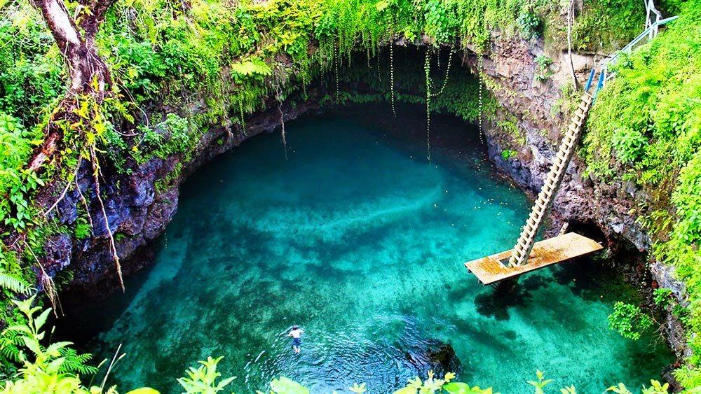 10 Paradis 237 Acas Piscinas Naturales Del Mundo