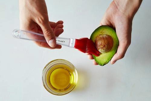 evitar que los aguacates se oxiden aceite de oliva