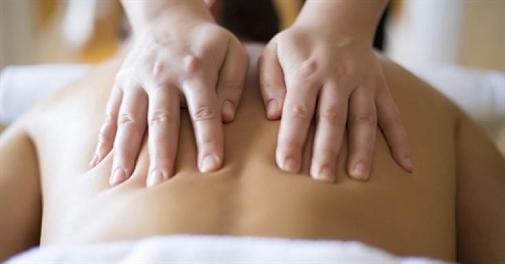 desintoxicación mental y física con masaje