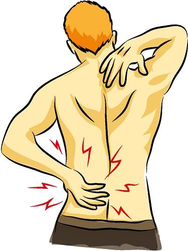 dolor muscular por el colchón