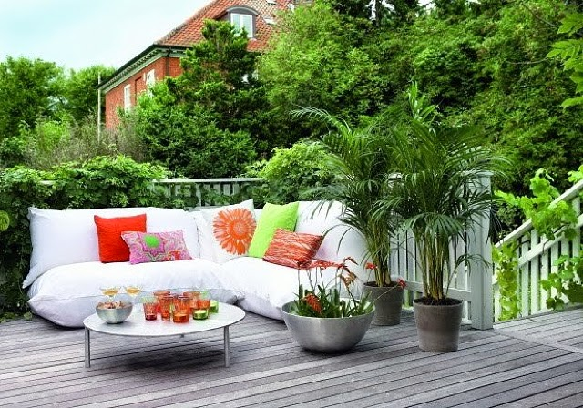 10 trucos para decorar la terraza o balc n for Ideas para decorar una terraza exterior
