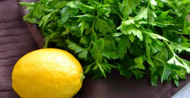 lemon-parsley