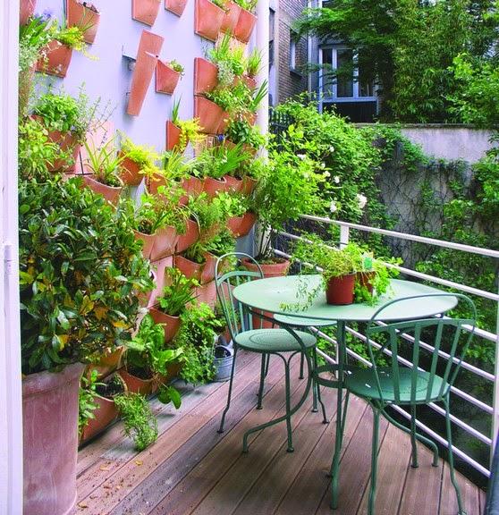 como decorar tu terraza o balcón