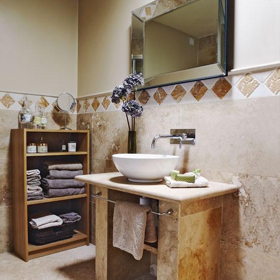 Decorando Baños: 20 Ideas Para Decorar Un Baño Funcional