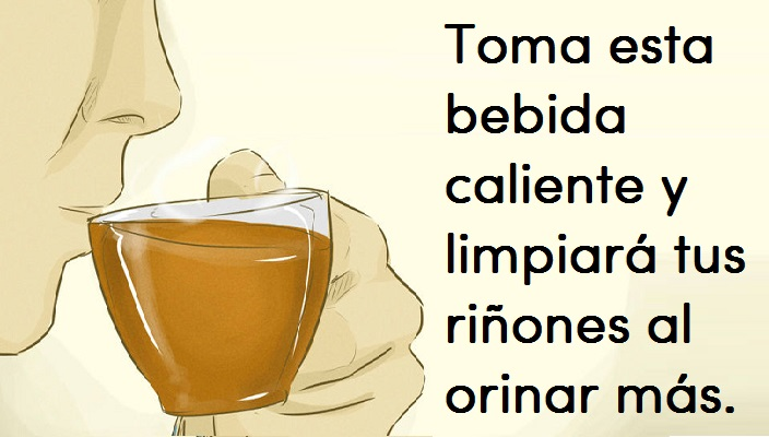 ¿Beber agua caliente y jugo de limón hace orinar más?