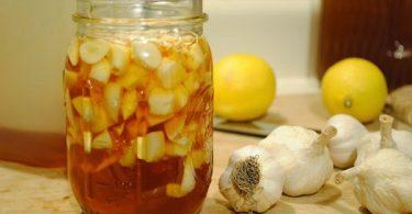 Bebida para limpiar las arterias