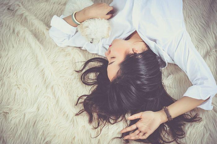 Sustancia para conciliar el sueño