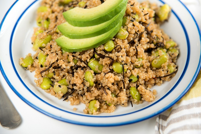 quinoa en dietas reductoras