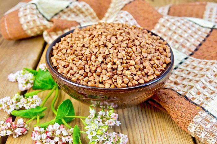 Alforfón un gran sin gluten para los celiacos
